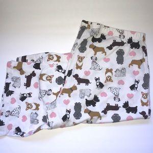 Joe Boxer Doggie Pajama Pants Medium